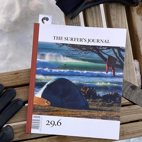 Surfer's Journal New Issue 29.6