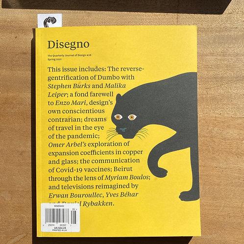 Disegno Magazine Issue #28