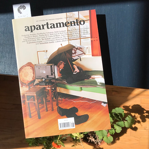 Apartamento Issue #25
