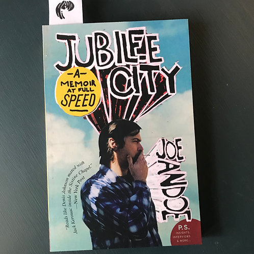Jubilee City: A Memoir at Full Speed (Signed!)
