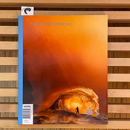 Surfer's Journal New Issue 30.3