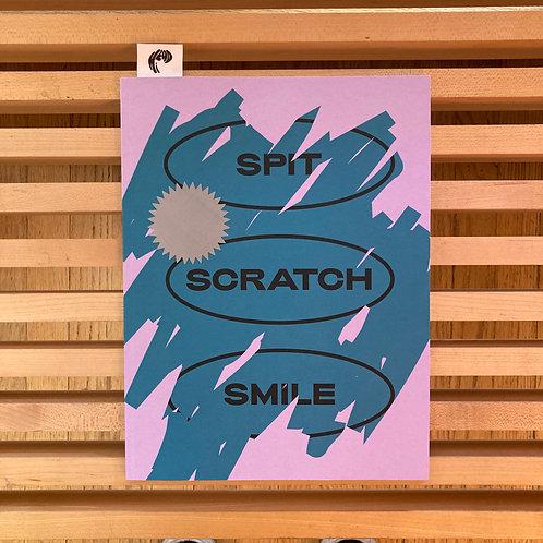 Spit Scratch  Smile, Charlie Rubin