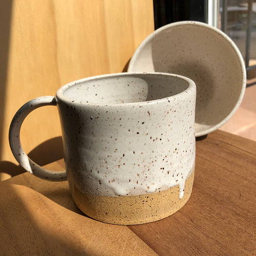 Douris Ceramics Large Mug
