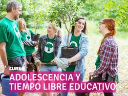 Curso ADOLESCENCIA Y OCIO EDUCATIVO