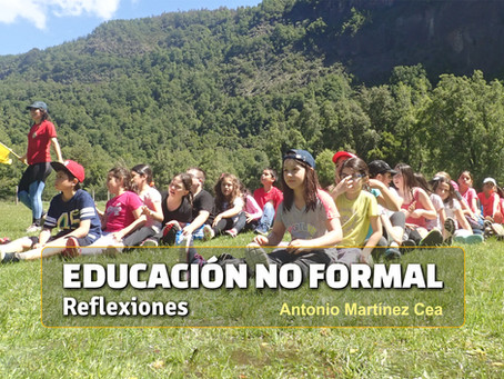 EDUCACIÓN NO FORMAL. Reflexiones