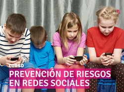Curso RIESGOS REDES SOCIALES