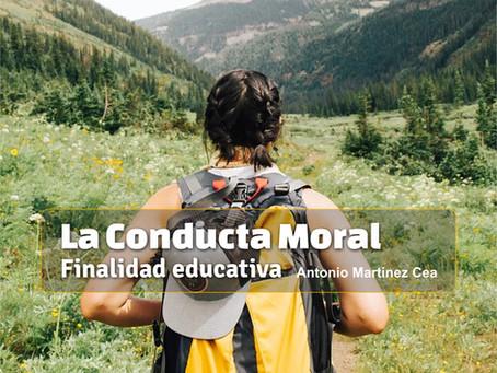 La conducta moral
