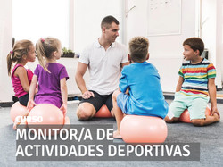 Curso ACTIVIDADES DEPORTIVAS