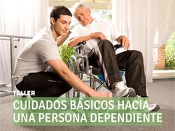 Cuidados básicos persona Dependiente