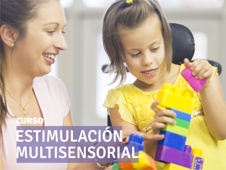 Curso ESTIMULACION MULTISENSORIAL