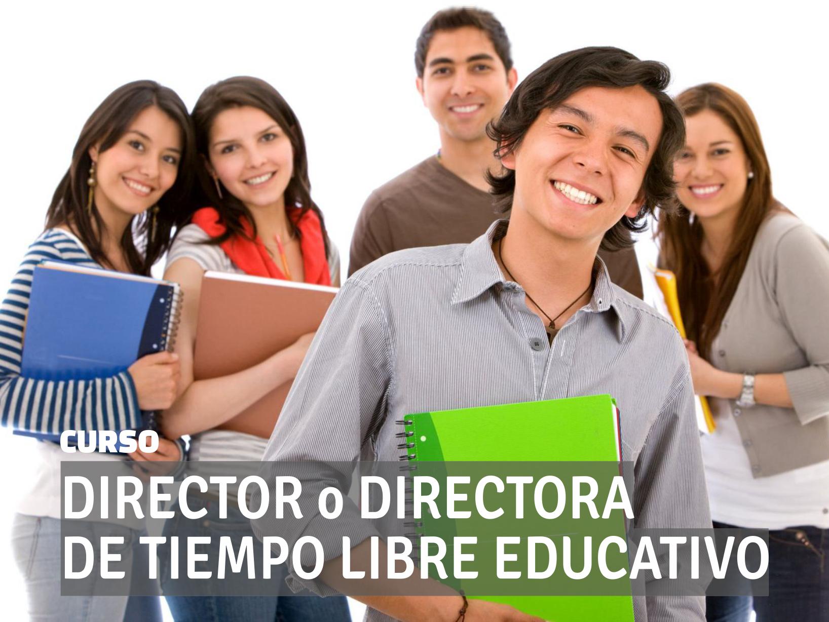 Curso DIRECTOR TIEMPO LIBRE Educativ