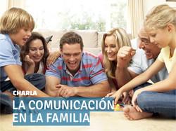 Charla 2 COMUNICACION FAMILIA