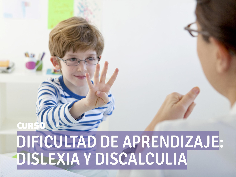 Curso DISLEXIA - DISCALCULIA