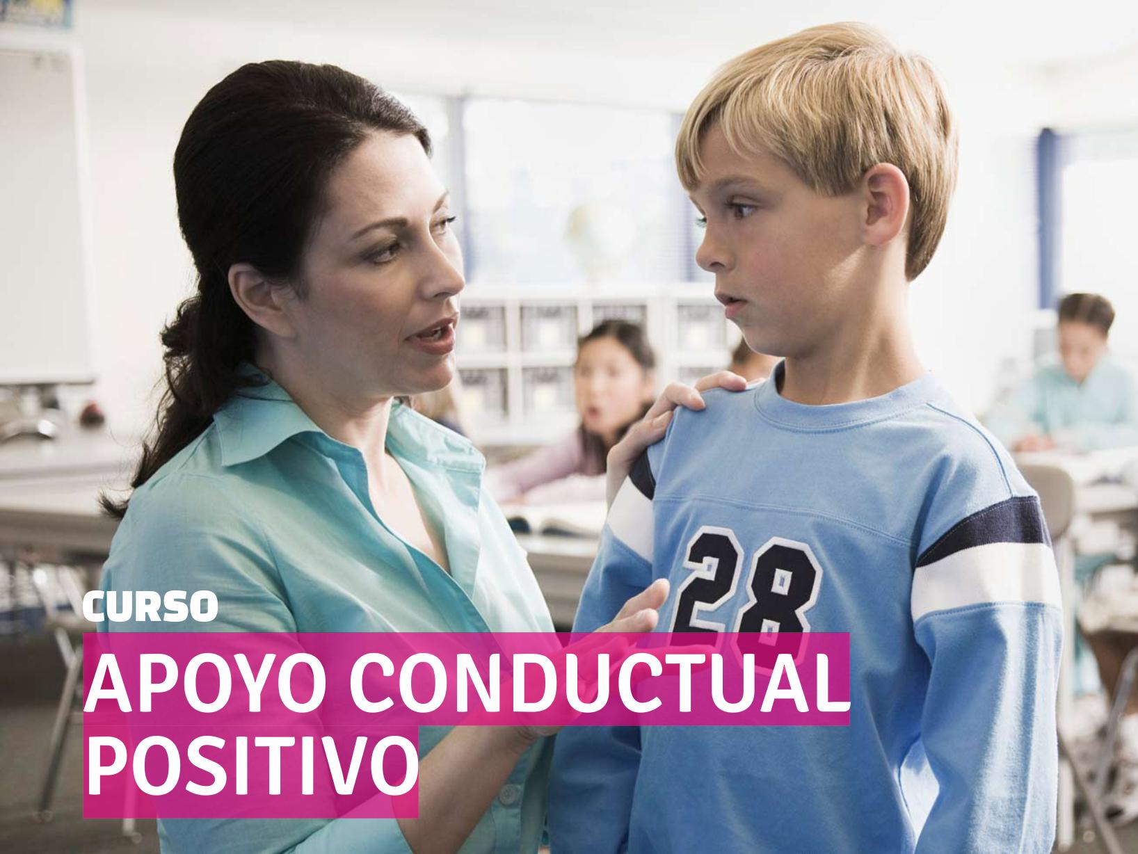 Curso APOYO CONDUCTUAL POSITIVO