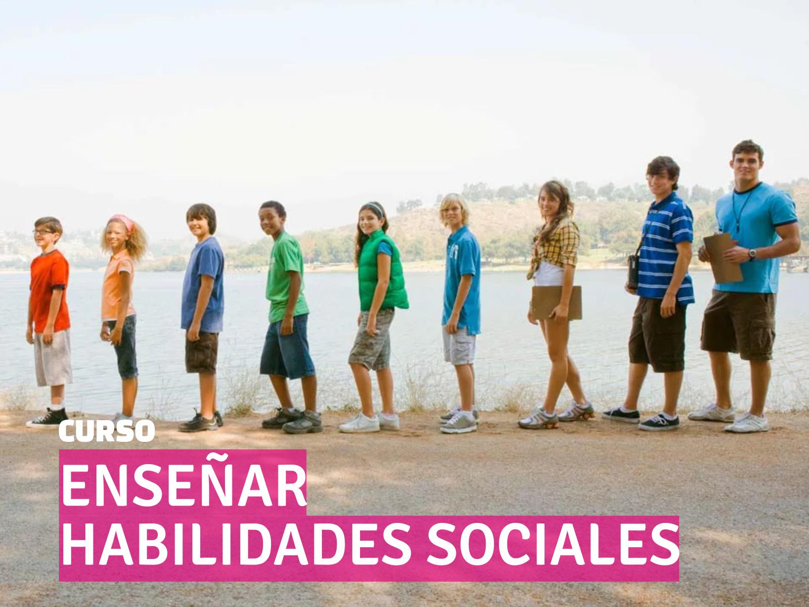 Curso HABILIDADES SOCIALES