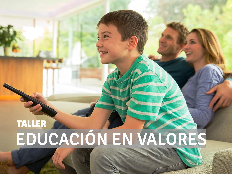 Taller 3 EDUCACION VALORES