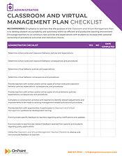 ClassroomVirtualManagement_Checklist_Adm