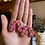 Thumbnail: purple and orange checkered scalloped arches