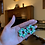 Thumbnail: green gingham daisy cutouts