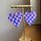 Thumbnail: pink and blue checkered hearts