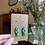 Thumbnail: small green gingham doodles