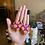 Thumbnail: tangerine flower hearts