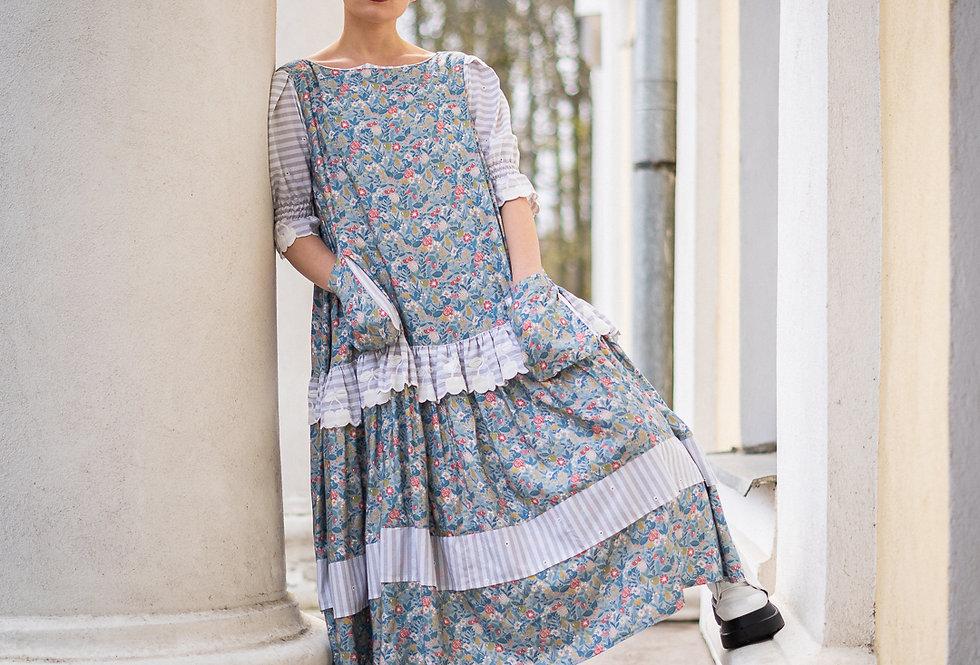 Floral Oversized Dress