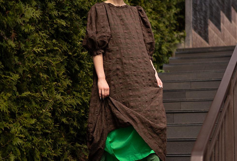 Cotton Oversized Dress