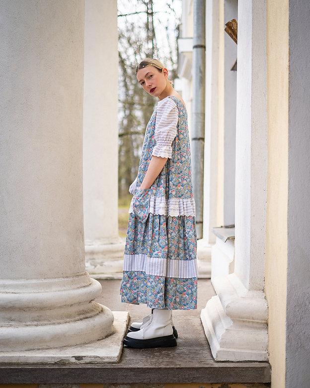 s385 � Sustainable Fashion-Šviesi sukne