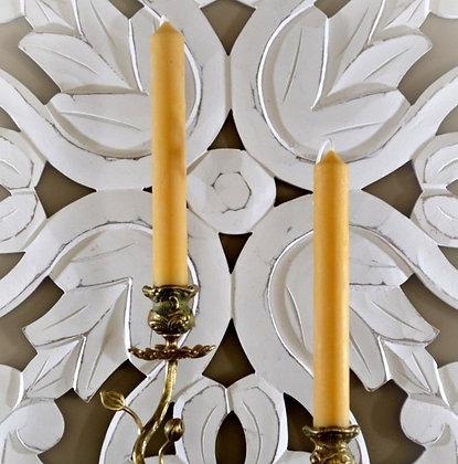 "Candlestick, 12"" pair"