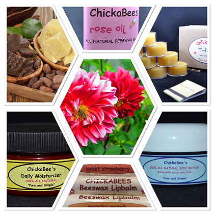 ChickaBees  extra value Spa package