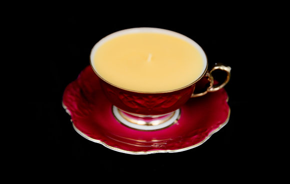 Antique Teacup Candle