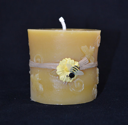 "by Design, ""Buzzing Bee"" pillar"