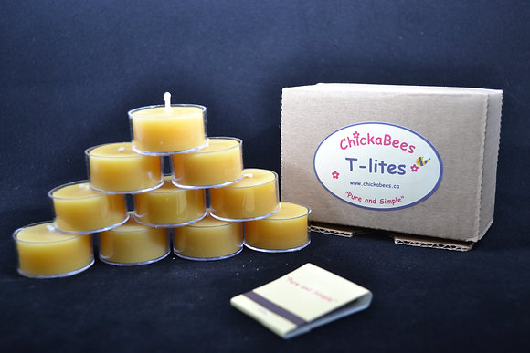 Tealights, 10 pack