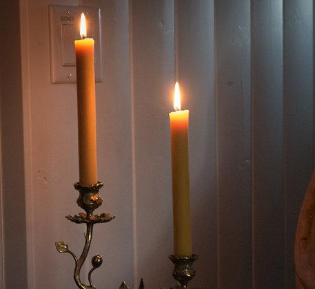 "Candlestick, 9"" pair"