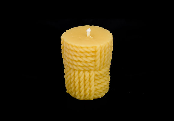Rope Weave Candle