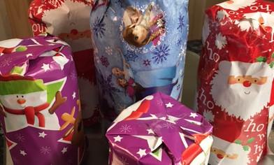 Christmas treasure jars.JPG