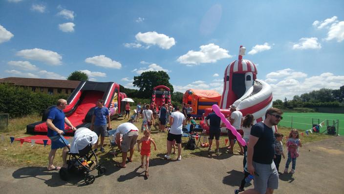 Summer Fair - Inflatables