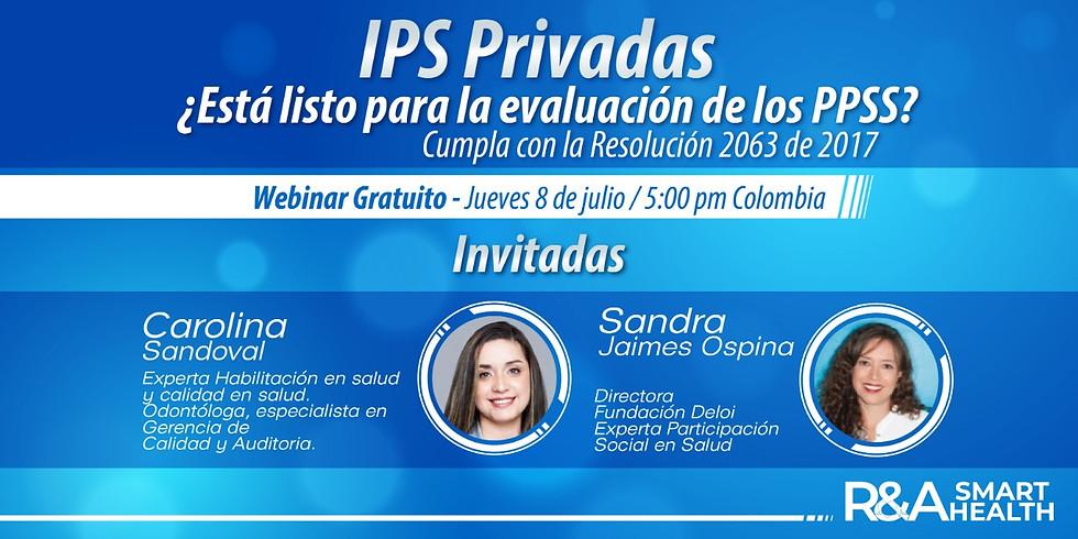 IPS Privadas: ¿Cómo cumplir con la Resolución 2063 sobre participación social en salud?