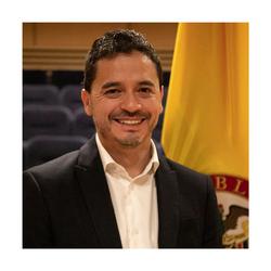 Carlos Rozo,Director de Gobierno Dig