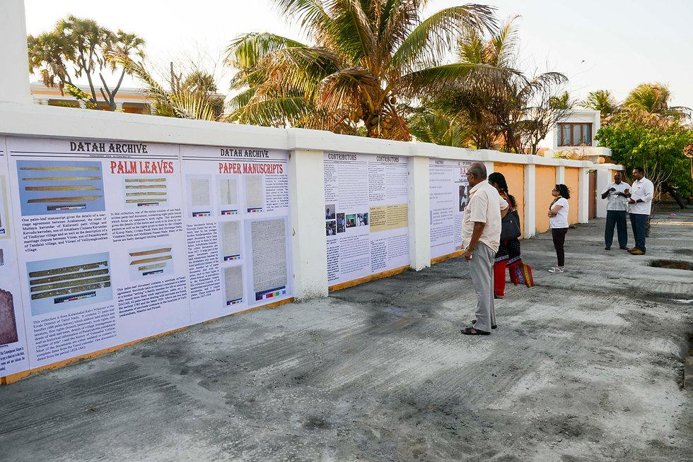 DATAH_French Insititute of Pondicherry_