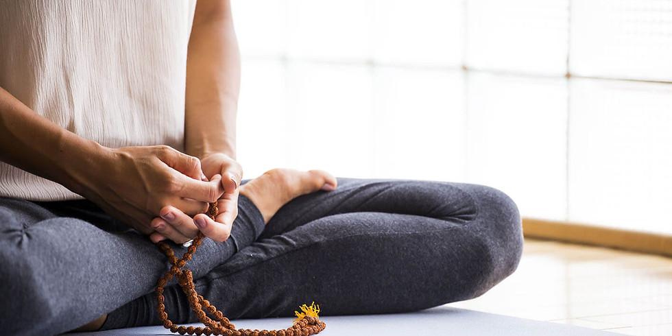 TALLER - El arte de Relajarse, Concentrarse y Meditar