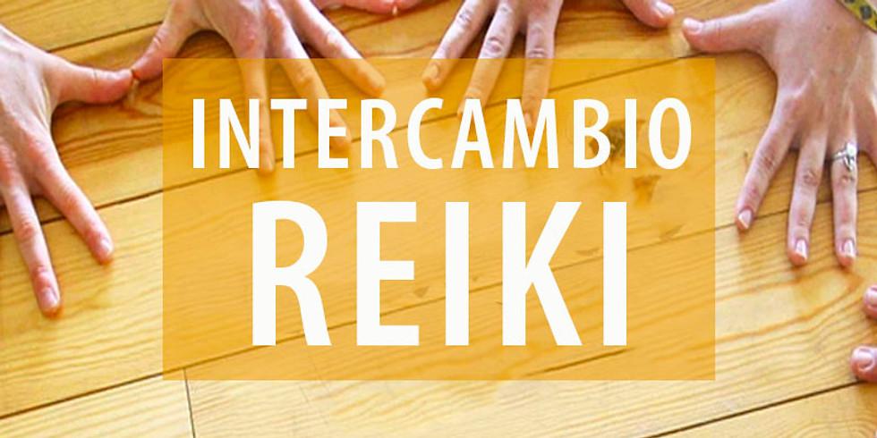 Encuentro Intercambio REIKI - PRIMAVERA (plazas limitadas)