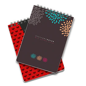 papelería personalizada, libretas personalizadas