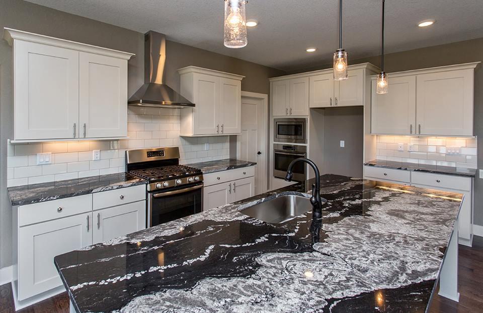 Supreme White Granite Kitchen Countertops
