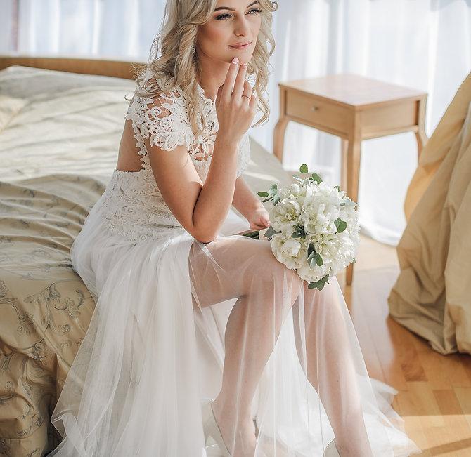 vestuvių fotosesija viešbutyje