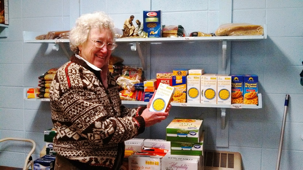 Food Pantry Support