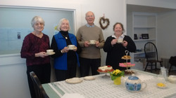 Windsor Tea Volunteers