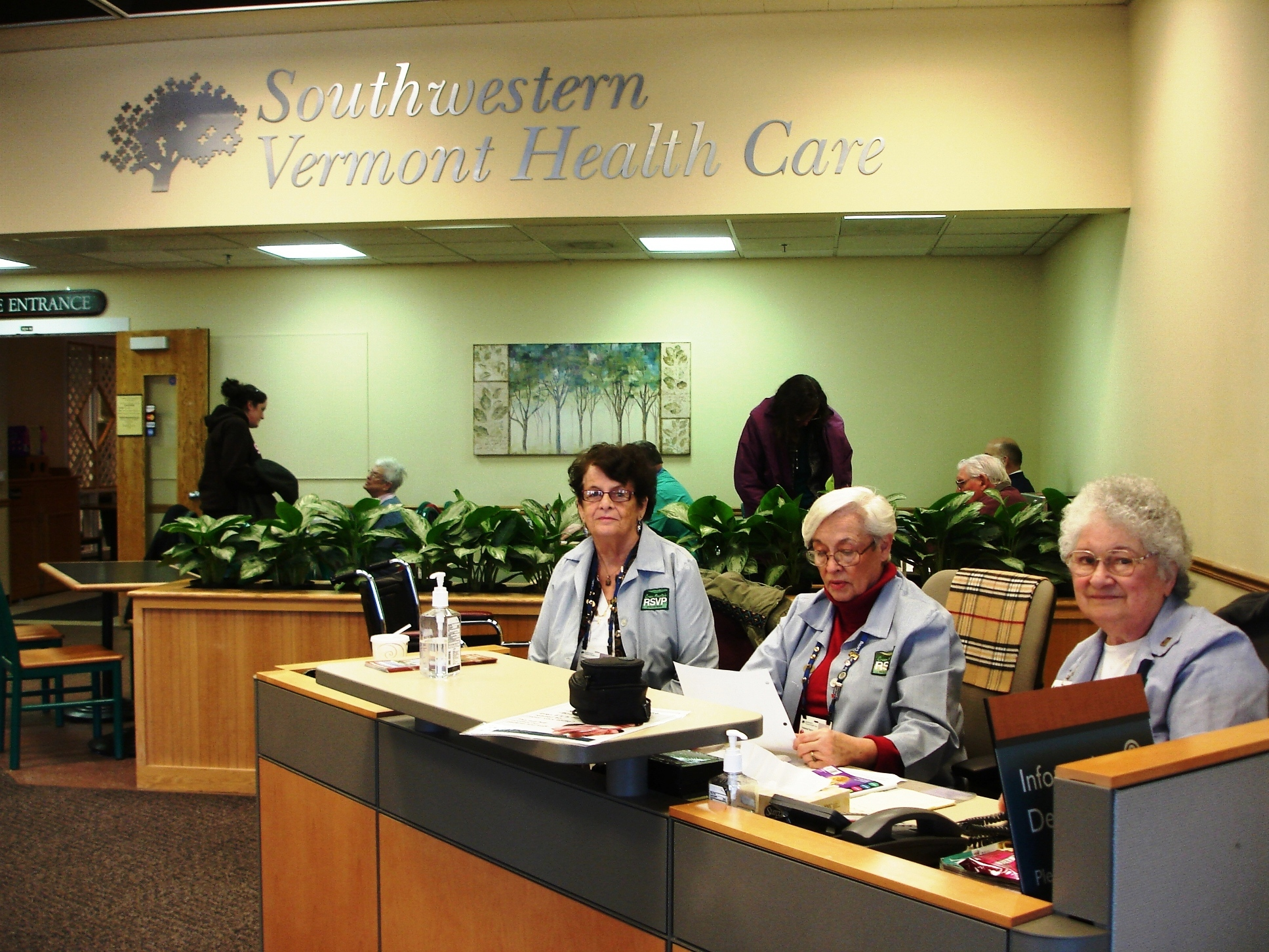 SVMC Hospital Volunteers