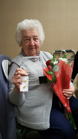 Mildred M. - Volunteer Recognition